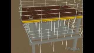 Casseforme a telaio per solai CC-4 - ULMA Construction