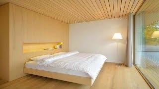 как сделать деревянный потолок в квартире