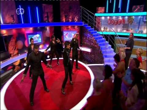 FIVE STAR Live Performance CELEBRITY BIG BROTHER
