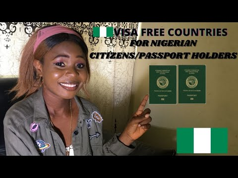 Visa Free Countries for Nigerian Passport Holders| Things you need to Know before making Plans: 2020 from YouTube · Duration:  9 minutes 50 seconds