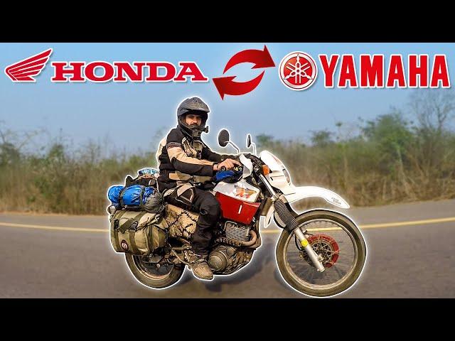 CAMBIO DE MOTO - Reimportado del Congo ft. Ricado Fité | Vuelta al Mundo en Moto | África #78