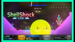 ShellShock Live - Let's Play #208 - HUGE IMPLODER DOUBLE KILL! [1080p 60FPS]