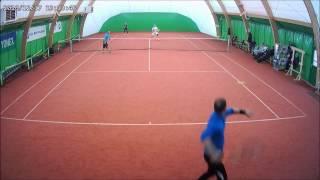 Weekendowa Liga Deblowa - M. Kawalec/P. Staszak vs M. Lachowicz/Sz. Bunda