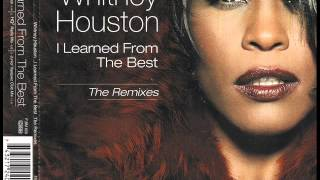 Whitney Houston ‎- I Learned From The Best (Junior Vasquez UK Club Mix)