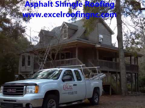 Roofing Wilmington, NC by Excel Roofing Company