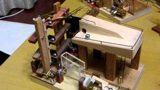 The history of 150x100size marble machines.