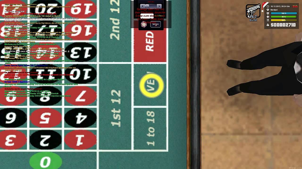 Vio Reallife Casino Tricks