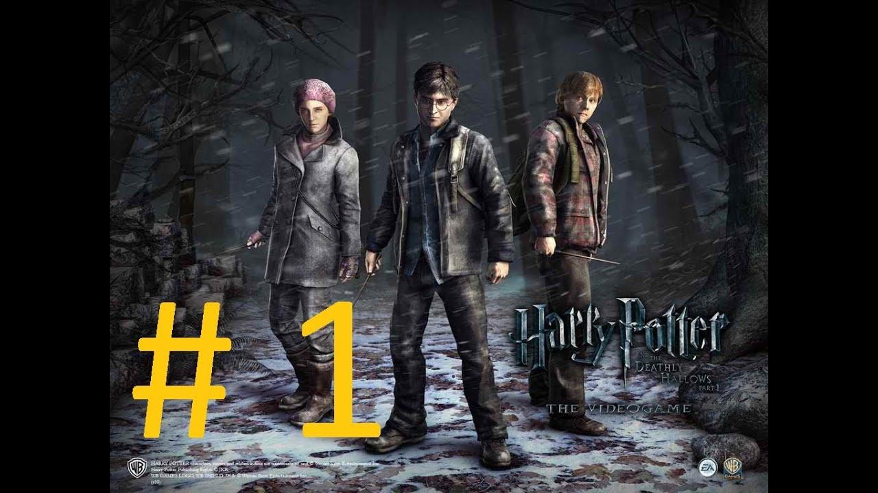 Harry Potter I Insygnia śmierci Cz1 1 Ucieczka I Wesele Youtube