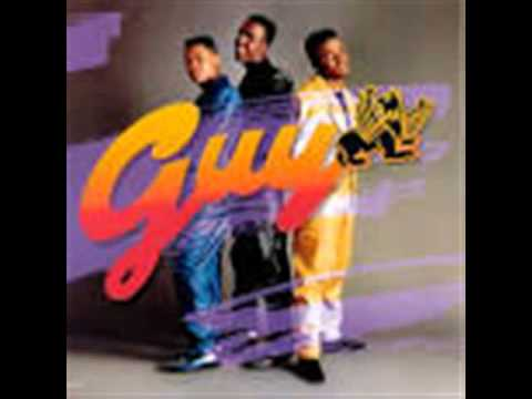 BACK TO THE 80'S ...TEDDY RILEY AND GUY 1ST ALBUM...DJ DIGGS