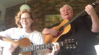 "Jim Miller & Beth Miller performing ""The Letter"" by The Box Tops"