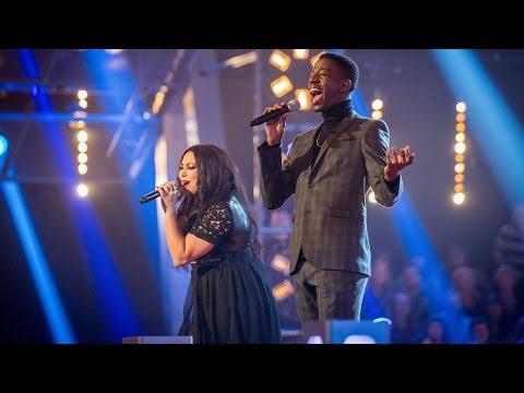 Jermain Jackman Vs Sarah Eden-Winn: Battle Performance - The Voice UK 2014 - BBC One