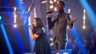 Jermain Jackman Vs Sarah Eden-Winn: Battle Performance - The Voice UK 2014 - BBC One