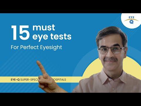 Eye-Q 15 test