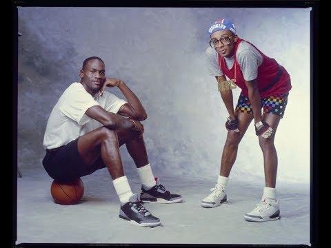 huge discount c5623 31146 Michael Jordan wearing Black Cement Air Jordan 3 (III ...