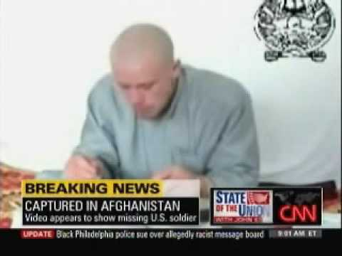 Video: U.S. Soldier, Bowie Bergdahl, Captured By Taliban