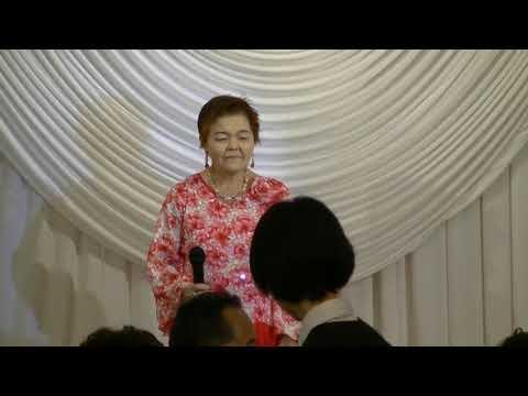 大貫一子 「おんなの情歌」 豊川あやのフアンの集い ディナーパーティー