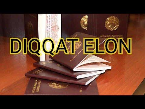 qizil pasport xaqida