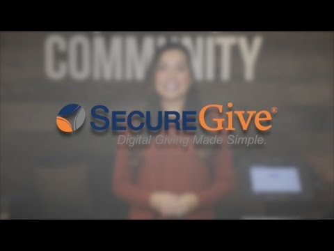 Secure Give