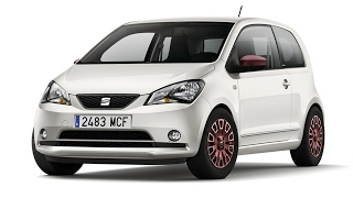2019 SEAT Mii All-Electric City Car