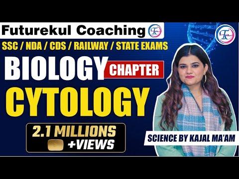 Biology   Demo Live Class 1   By Kajal Ma'am