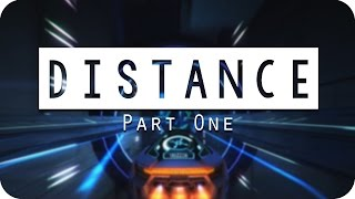 Distance Gameplay - #01 - Drive, Jump, and Fly!