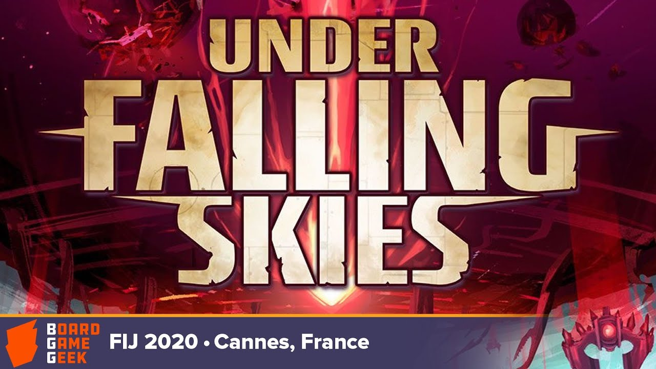 Under Falling Skies Game Preview At Gama Expo 2020 Youtube