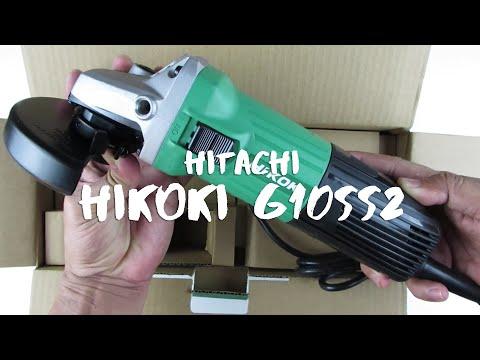 """Mesin Gerinda Tangan Angle Grinder 4"""" Hitachi Hikoki G10SS2 G 10SS2"""