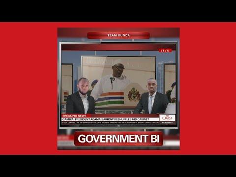 Team Kunda - Government Bi (Official Audio) Gambian Music 5 July 2018