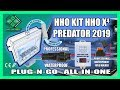 Seat Ibiza antiguo HHO DC1500 vs KIT HHO X-Cell 2018 listo para usar en 5 minutos