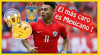 Los 10 Fichajes más caros de la Liga MX