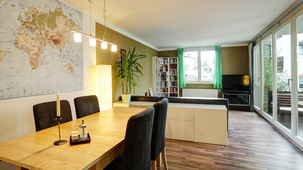 3 zimmer wohnung m nchen maxvorstadt zu verkaufen youtube. Black Bedroom Furniture Sets. Home Design Ideas