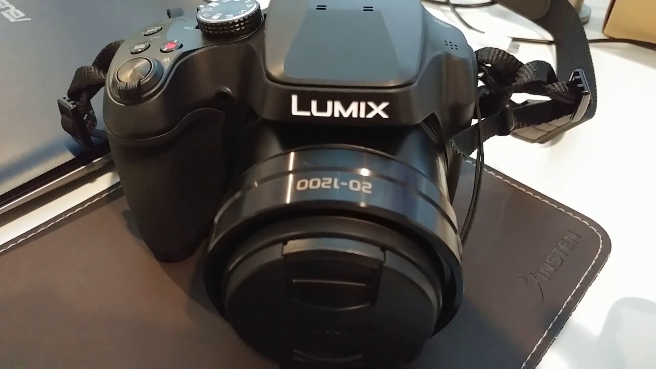 Panasonic Lumix DC-FZ80: How to Transfer Pictures To PC With Panasonic  Cloud Service?