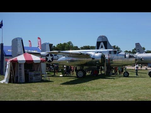 """Inside B-25 Mitchell """"Berlin Express"""""""
