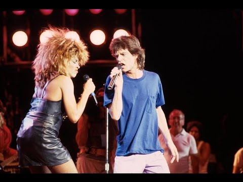 LIVE AID - cover