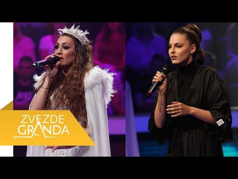 Azra Music i Dzejla Ramovic - Splet pesama - (live) - ZG - 18/19 - 04.05.19. EM 33
