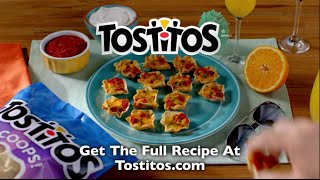 TOSTITOS® - Sunday Brunch Bites
