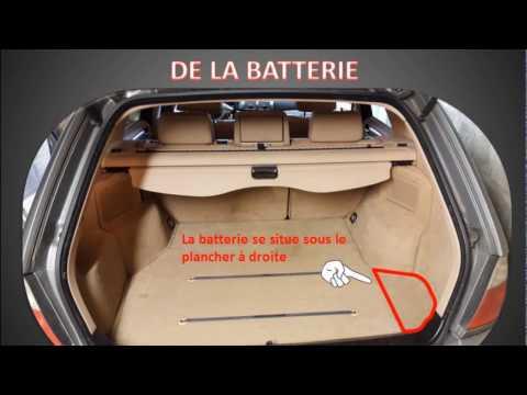 Dépose De La Batterie Bmw Serie3 E46 Touring Astuce Hayon Bloqué