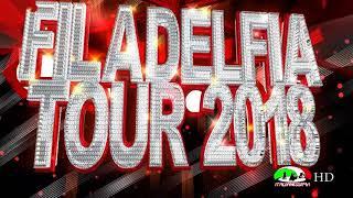 SPOT FILADELFIA TOUR 2018