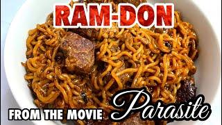 Ram-Don - Parasite's Noodle Dish | Jjapaguri 짜파구리
