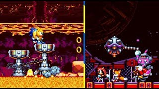 Sonic mania plus encore mode lava reef videos / InfiniTube