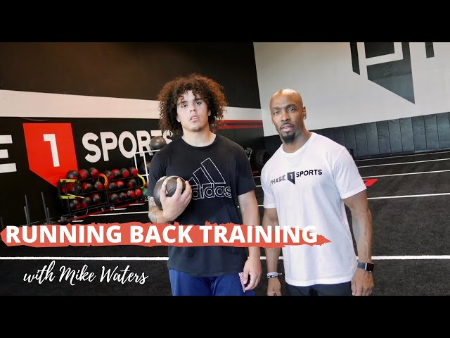 ABT - Athletic Based Training: Running Back Training Program with Mike Waters