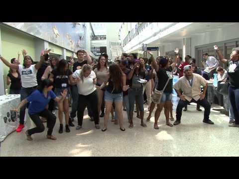 "Nova Southeastern University ""Happy"" (Pharrell Williams)"