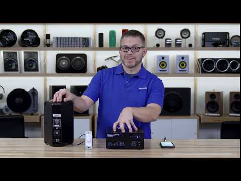 Gain Staging And Your Commercial Audio System | Crutchfield Video