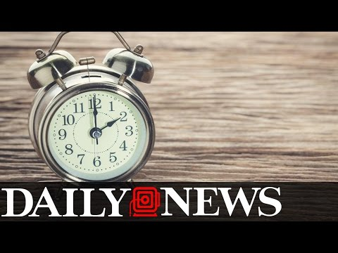 Daylight Saving Time 'DST'   Why We Turn The Clocks