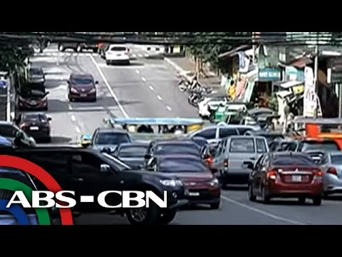 Bandila: 5 barangay sa Quezon City, gagawing alternatibong ruta