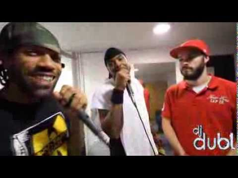 Redman & Method Man LIVE in Brighton with DJ DUBL