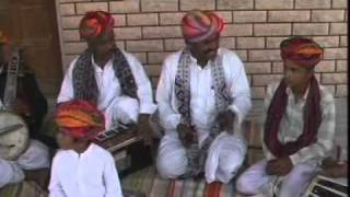 fakira khan...traditional folk manganiyar singer