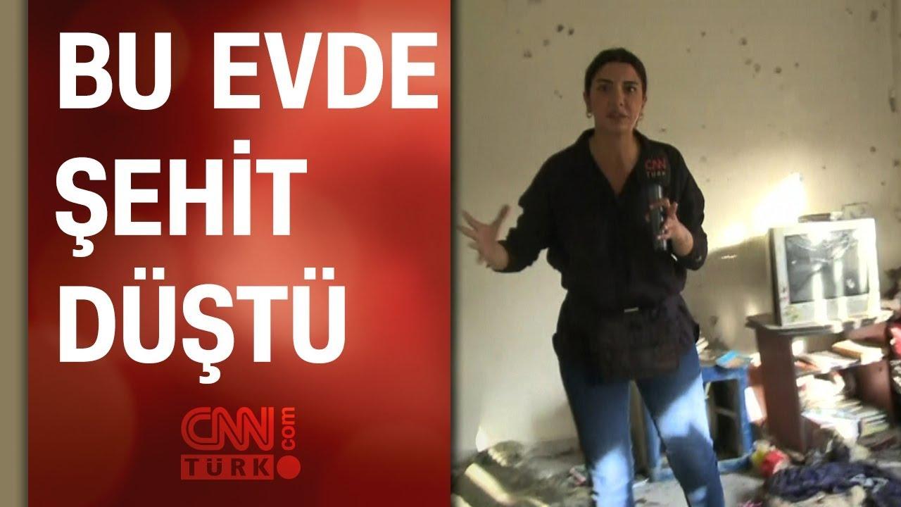 CNN TÜRK 9 Aylık Muhammed'in şehit düştüğü evde