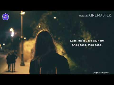 chale-aana-[-female-version-]-||-lyrical-||-sad-song-||-whatsapp-status-clip-||