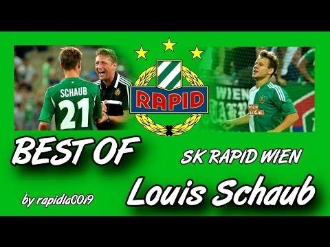 Best of Louis Schaub 2013/14 - SK RAPID WIEN